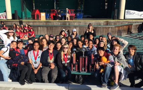 Choir sings their way to first place