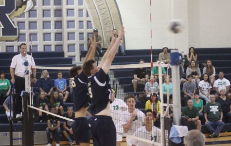 Boys' volleyball moves onto CIF semi-finals