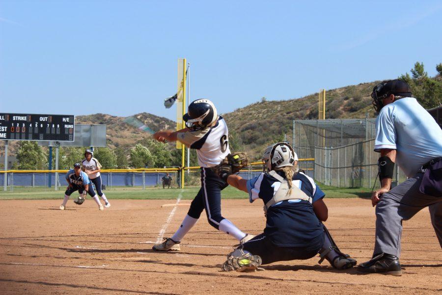 Girls Softball Falls to Saugus 3-7