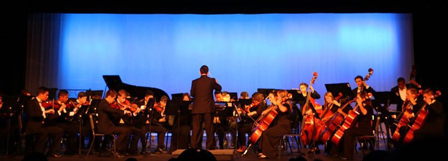 Seniors Say Goodbye to West Ranch Orchestra