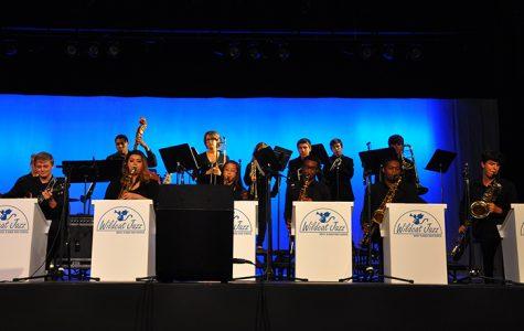 Spring Jazz Band Concert