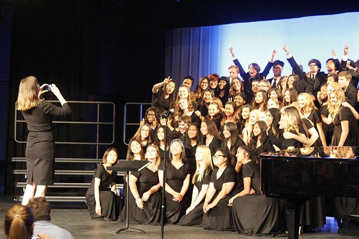 The Final Choir Concert of the Year