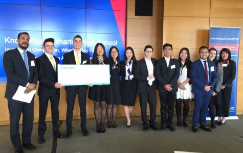 A Personal Reflection on the Wharton Competition