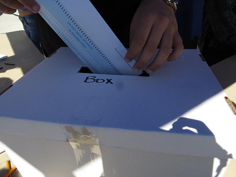 Freshman Elections