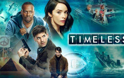 """Make time for """"Timeless"""""""