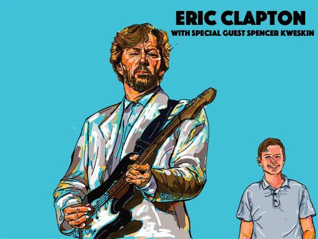 Music Insider — Spencer and the guitar legend