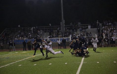 Wildcat Football Falls to Saugus by One