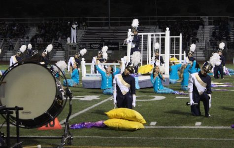 """Marching band puts out a """"classic"""" performance"""