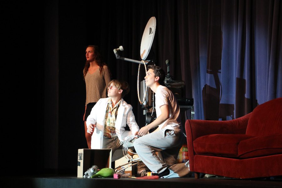 Theater Delivers an Out-of-This-World Performance