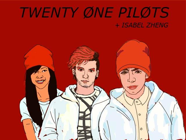 Music Insider — Isabels flight with Twenty One Pilots