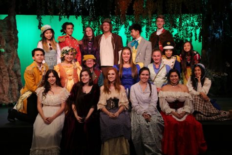 """Behind the Scenes: """"Into the Woods"""