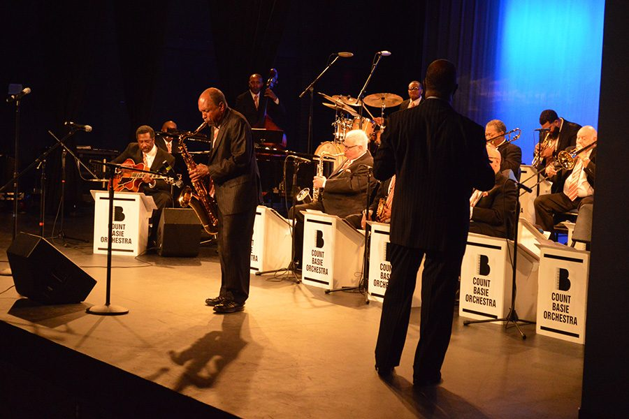 Count Basie Comes to Town