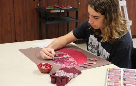 Photo Story: AP Studio Art and Ceramics