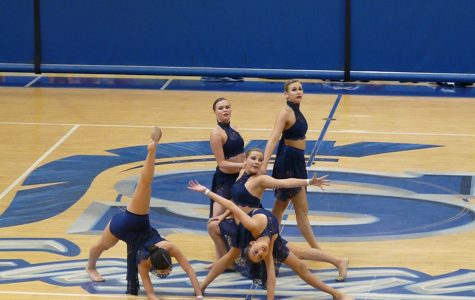 West Ranch Dance Team Rises to Third Place in the First West Coast Elite Competition of the Season