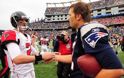 Super Bowl LI: Falcons v. Patriots