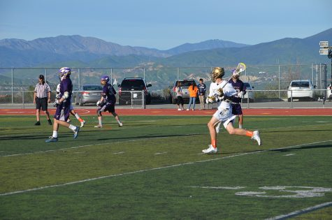 West Ranch Boys Lacrosse Defeats Valencia in Season Finale