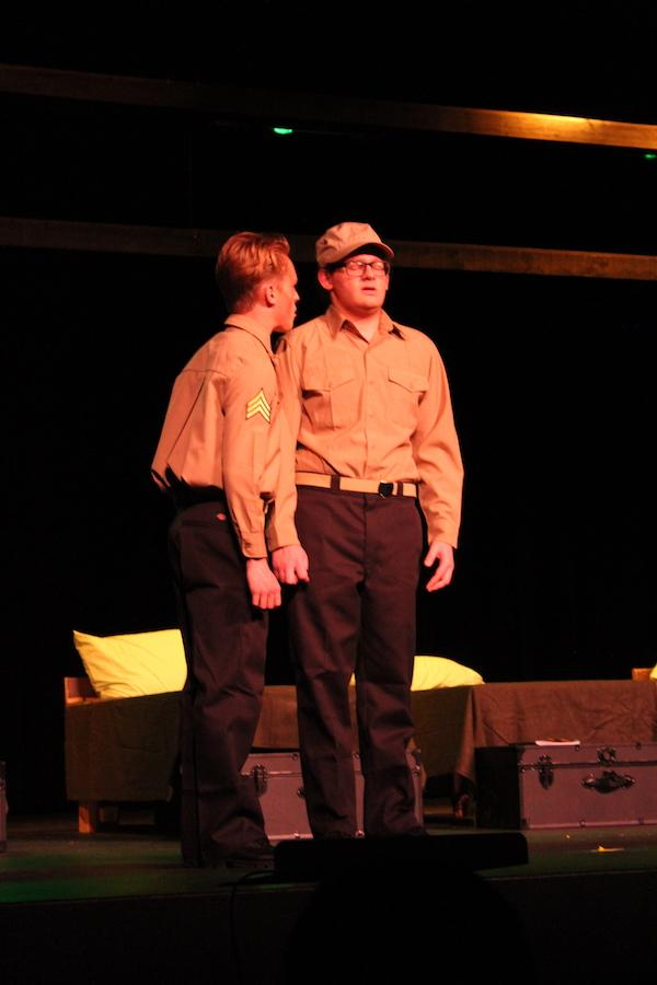 The Paw Print Theater Takes Us Down South In Biloxi Blues