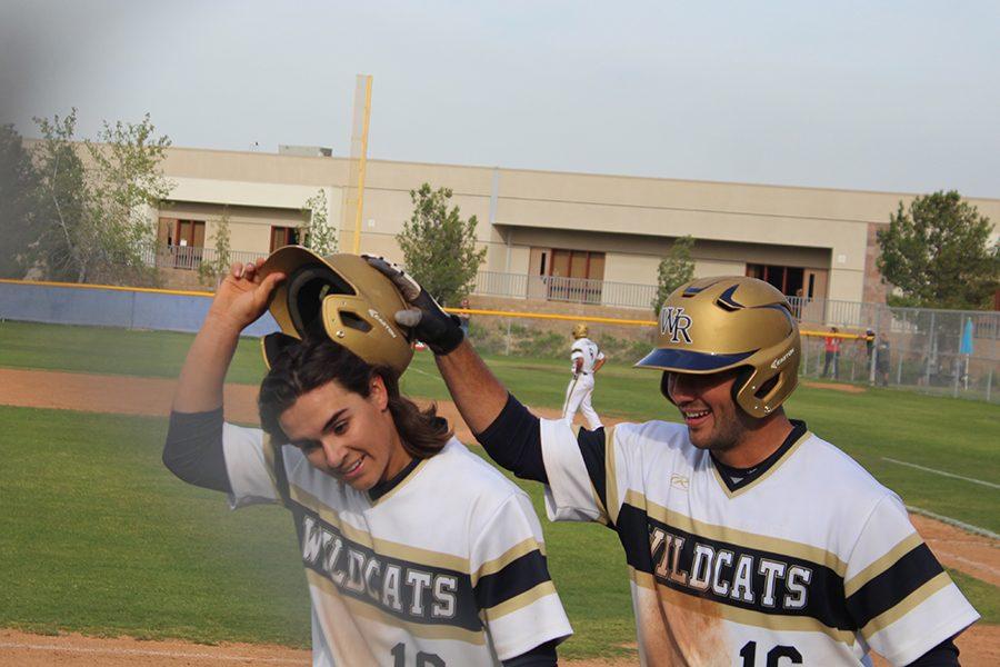 Varsity Baseball Beats the Indians