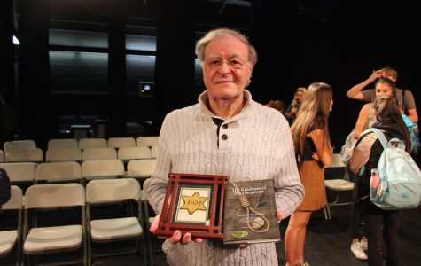 Holocaust Survivor Visits West Ranch