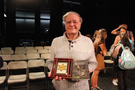 Holocaust Survivor Visits West Ranch