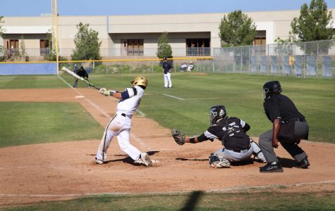 Boys' Baseball Takes Down Golden Valley 8-6