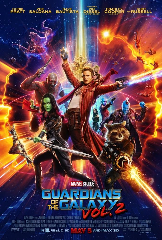 Guardians of the Galaxy: A Review