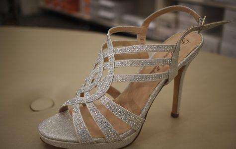 Prom Shoe Spots