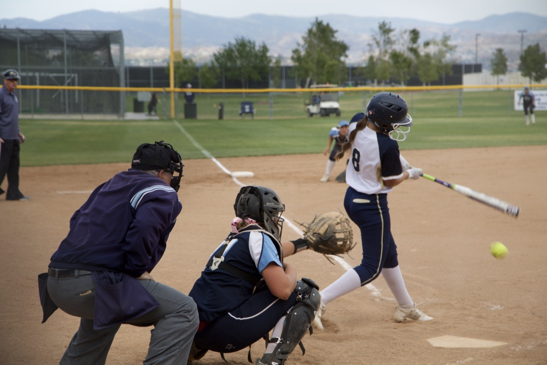 Girls softball team wins against Saugus 18-16