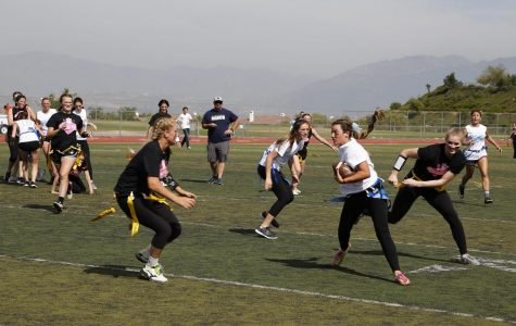 Seniors win second straight annual Powder Puff game