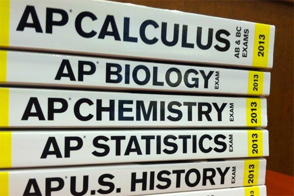 The AP Struggle of a Freshman