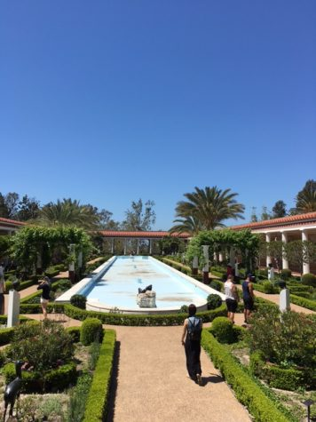 A Trip to the Getty Villa