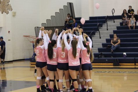 West Ranch Girls' Volleyball Defeats Canyon