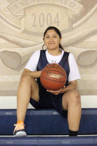 Freshmen on Varsity: Jade Sanchez