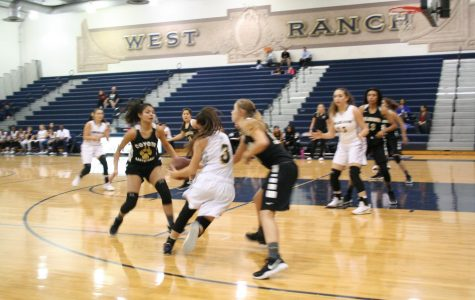 Girls Basketball Crushes Calabasas