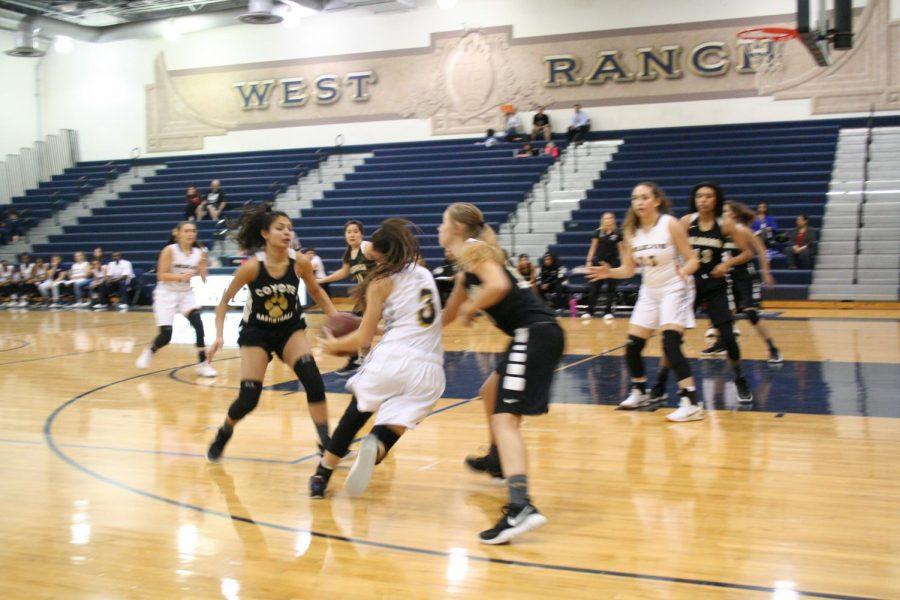 Girls Basketball Crushes Calabasas