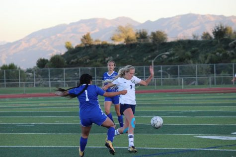 Girls Soccer Dominates Burbank