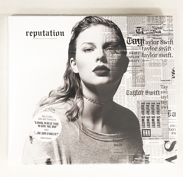 Taylor Swifts Reputation Album Review