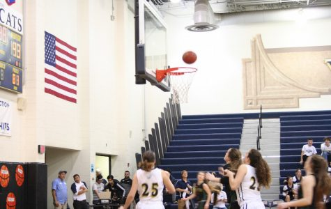 Girls' Basketball Falls to Canyon 67-23