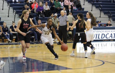 Girls' Basketball Falls to Hart 64-38 in Hard Fought Battle