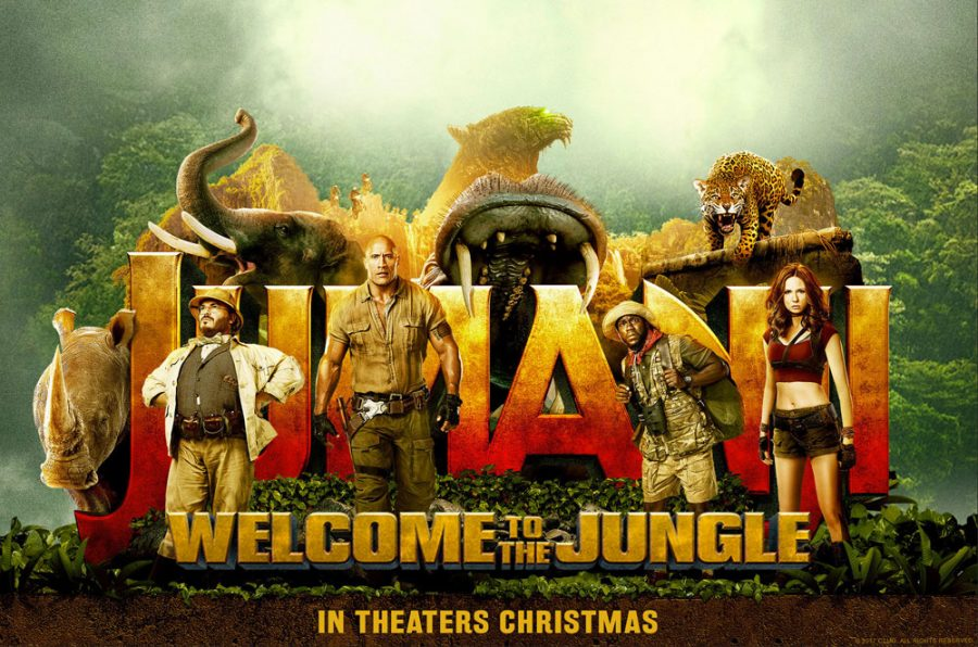Jumanji: Welcome to the Review