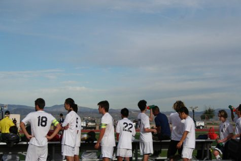 West Ranch Boys' Soccer Ties with Saugus