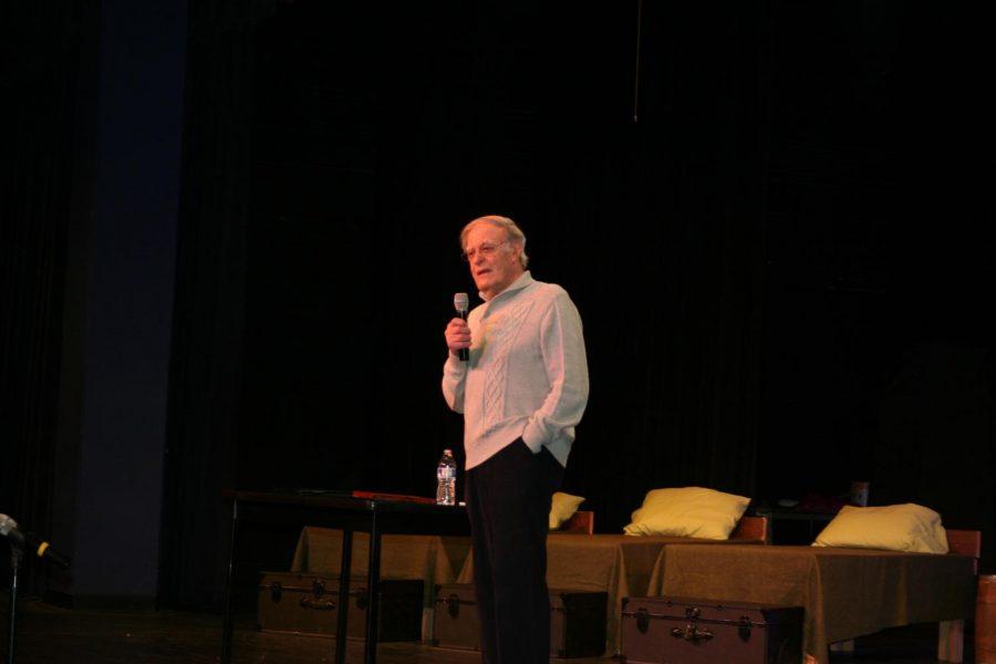 Holocaust Survivor- Dr. Henry Oster