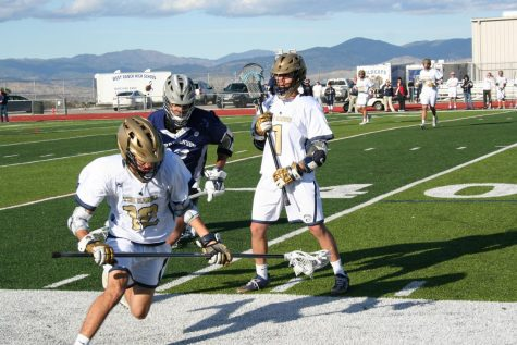Boys lacrosse is defeated by Sierra Canyon