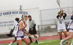 Girls' lacrosse wins against Westridge 18-3