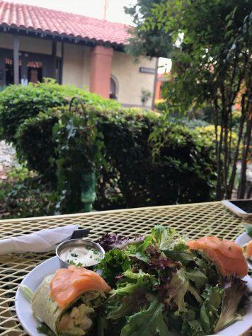 Tea Elle C Garden Cafe: a hidden gem in SCV?