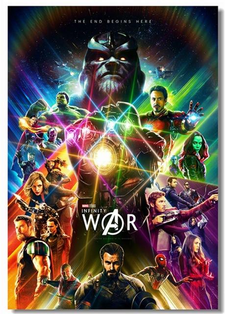 Avengers: Infinity War Review (Part 1)