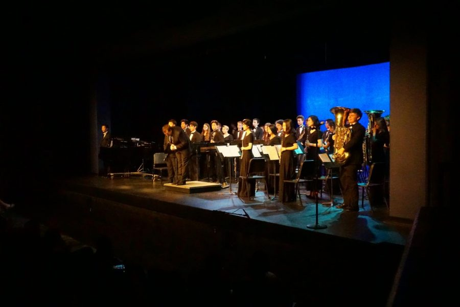 2018 Spring Band Concert Blows the Audience Away