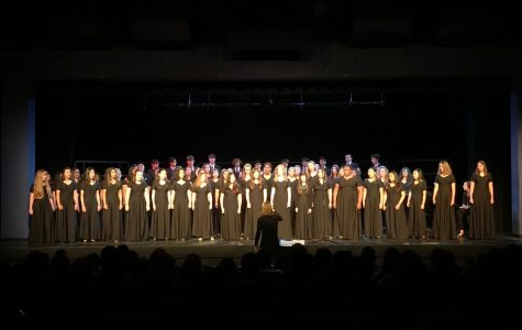 """Be the Change"" West Ranch Choir Concert 2018"