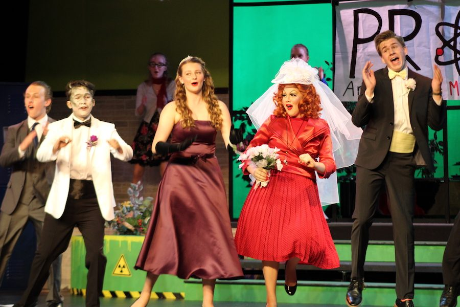 Zombie Prom Rises From The Dead