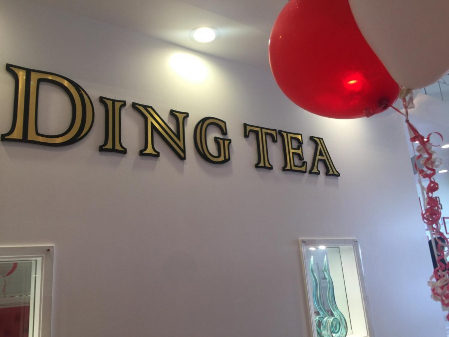 Ding Tea Review – The Paw Print